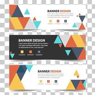 Web Banner Graphic Design Advertising PNG