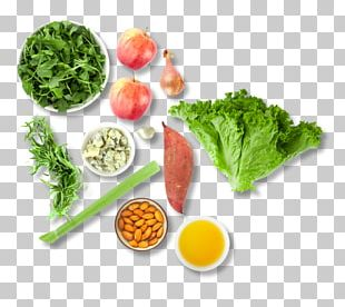 Blue Cheese Vinaigrette Salad Vegetarian Cuisine Leaf Vegetable PNG