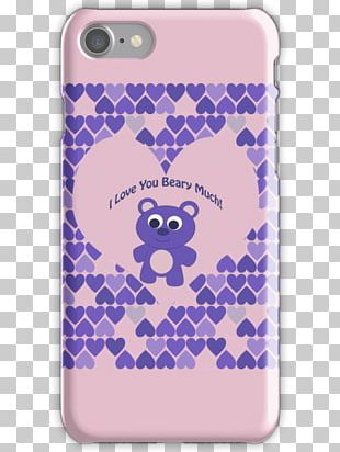 Towel I Love You Beary Much Kitchen Paper Heart PNG