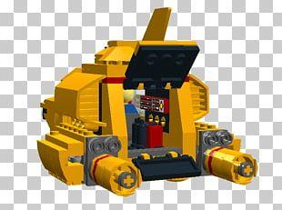 Bulldozer LEGO Motor Vehicle Machine PNG