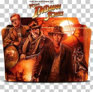 Indiana Jones And The Fate Of Atlantis Adventure Film Poster PNG