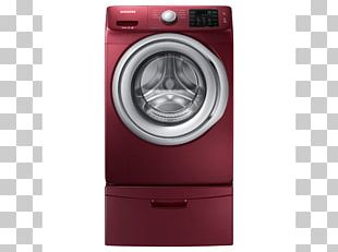 Combo Washer Dryer Washing Machines Clothes Dryer Laundry Samsung FlexWash WV60M9900 PNG