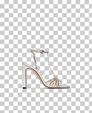 High-heeled Shoe Sandal Absatz Kitten Heel PNG