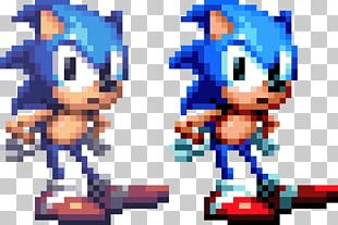 Sonic Mania Sonic The Hedgehog Sprite Super Nintendo Entertainment System Sonic CD PNG
