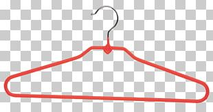 Line Angle Clothes Hanger PNG