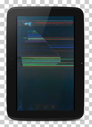 Broken Screen Prank Mobile Phones Android Handheld Devices PNG