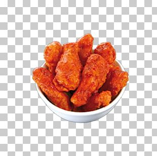 Chicken Nugget Buffalo Wing Fried Chicken Thai Cuisine PNG