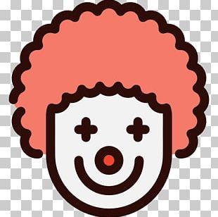 Clown Circus PNG
