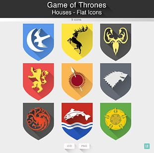 Game Of Thrones: Seven Kingdoms A Game Of Thrones House Baratheon PNG