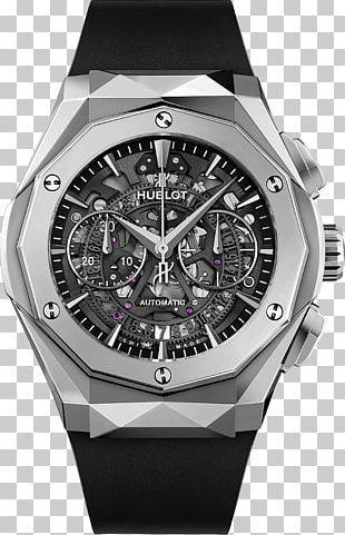 Watch Strap Hublot Classic Fusion Chronograph PNG