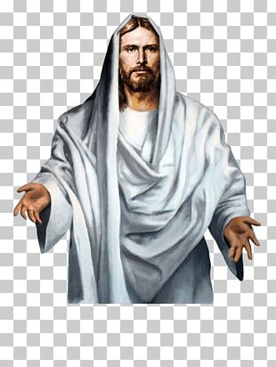 Jesus Christ White PNG
