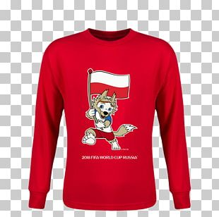 T-shirt 2018 FIFA World Cup Peru National Football Team Russia National Football Team Zabivaka PNG