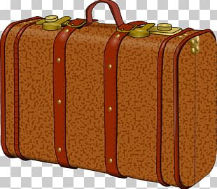 Suitcase Baggage Bus PNG