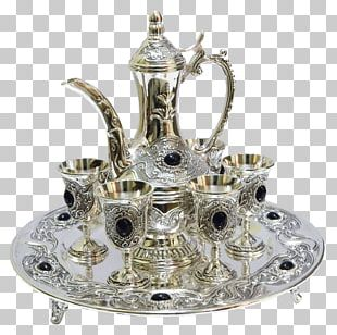 Tableware Teapot Kettle Teacup PNG