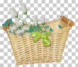 Basket Easter Bunny Portable Network Graphics Handicraft PNG