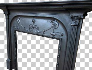 Fireplace Mantel Fireplace Insert Victorian Era Stove PNG