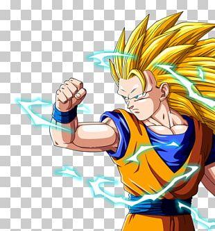 Goku Vegeta Majin Buu Trunks Gohan PNG