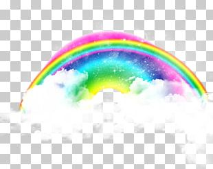 Computer Icons Rainbow Cloud PNG