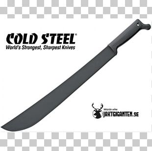 Knife Cold Steel Blade Longsword PNG