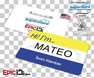 Name Tag Logo Badge Pin Business Cards PNG