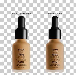 NYX Total Control Drop Foundation NYX Cosmetics NYX Soft Matte Lip Cream PNG