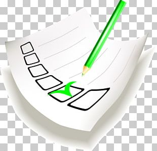 Paper Checkbox Drawing PNG