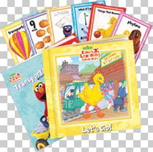 Activity Book Elmo Child PNG