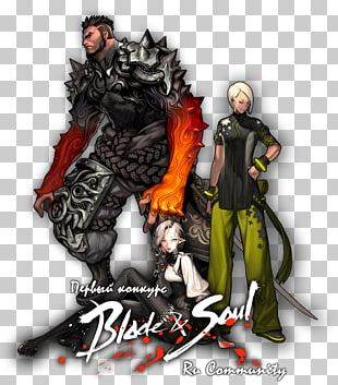Blade & Soul Video Game Gamer PNG