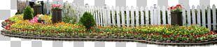 Flower Garden Shrub PNG