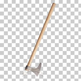 Pickaxe Household Cleaning Supply Splitting Maul Angle Pitchfork PNG