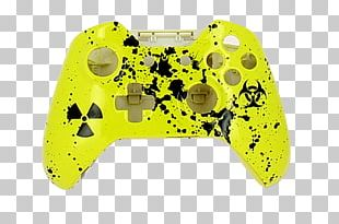 Xbox 360 PlayStation 3 Joystick Game Controllers PNG