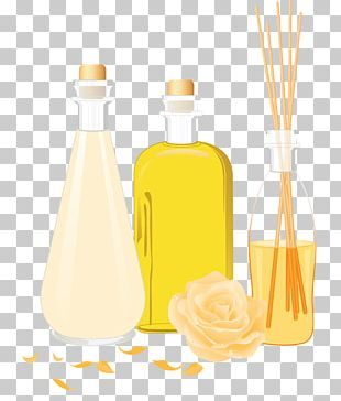 Cosmetics Drawing Bottle PNG