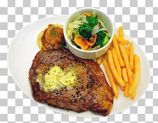 Hamburger French Fries Pepper Steak PNG