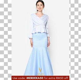 Baju Kurung Dress Kebaya Sleeve Fashion PNG