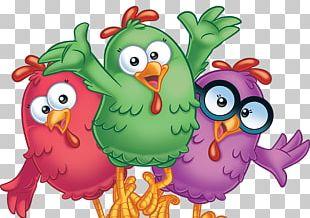 Rooster Chicken Galinha Pintadinha PNG
