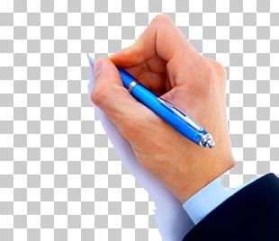 Fountain Pen Pencil Hand PNG