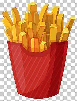 Hamburger McDonald's French Fries Fast Food PNG