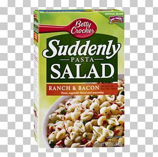 Pasta Salad Breakfast Cereal Bacon Recipe PNG