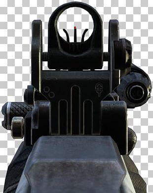 Telescopic Sight Iron Sights PNG