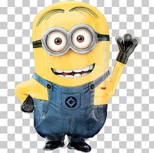 Dave The Minion Minions Despicable Me YouTube Sticker PNG