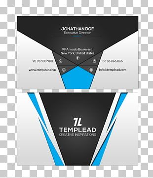 Logo Business Card PNG