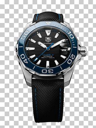 TAG Heuer Aquaracer Calibre 5 Automatic Watch PNG
