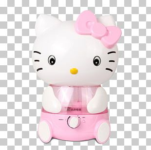 Hello Kitty Cat Humidifier PNG