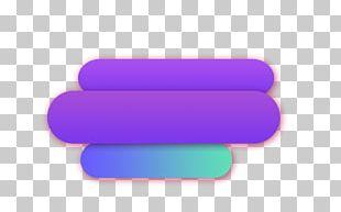 Purple Violet Blue Oval PNG