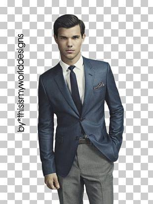 Taylor Lautner Tuxedo Suit Clothing Male PNG