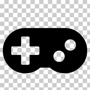 Joystick Game Controllers Video Game Computer Icons PNG