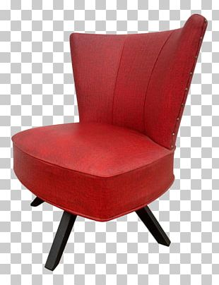 Club Chair Eames Lounge Chair Couch Furniture PNG