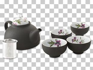 Teapot Matcha Tea Set Twinings PNG