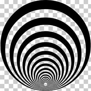 Circle Concentric Objects Geometry Photography School Chik! PNG