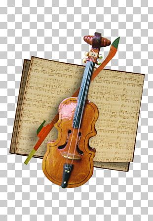 Musical Instruments Violin Musical Note Sheet Music PNG